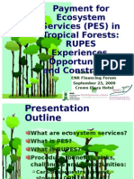11 Payment for Ecosystems Services in Tropical Forests - Emm