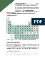 Dorado Moreno Iván - Formulación y Nomenclatura Química Inorgánica
