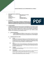 Informe de Estimacion de Riesgos- Progreso