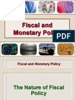 Fiscal and Monetary Policy of Germany