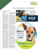 Manual de Los Buenos Modales
