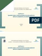 Quadro Legal e Inst Da Avali Impac No Brasil
