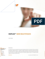 Displax Skin Multitouch User Guide_mkt.154.0
