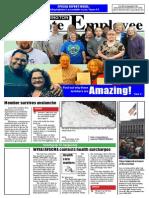 Washington State Employee 5/2014