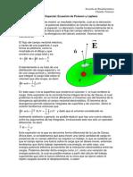 Ecuacion de Poisson y Laplace