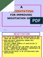 Better Negotiation