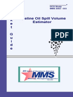 LeakDetection PocketGuide OilPipeline 2002-033