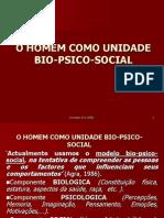 Slides Homem Como Unidade Bio-psico-social