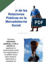El Poder de Las Relaciones Publicas