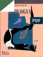 Etologia Korand Lorenz