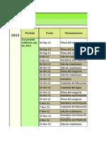 Informe de Actividades de la LX Legislatura del H. Congreso del Estado de Sonora