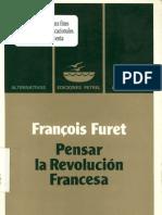 Francois Furet Pensar La Revolucion Francesa
