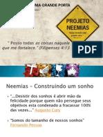 Apresentação Projeto Neemias