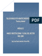 Modulo I - Marco Legal