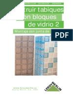 Construccion de Tabiques Con Ladrillos de Vidrio - 2