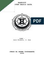 Materi Kuliah Sistem Basis Data1