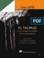 El Talmud Del Cristianismo_ Jes - Jaffe, Dan(Author)
