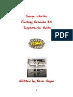 Savage Worlds 3-4 Supplement