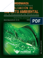 Ordenanza Ambiental GPP