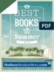 Hudson Booksellers' Best Books for Summer 2014