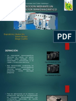 Proteccion Mediante Un Interruptor Termomagnetico
