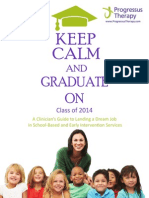 Keep Calm and Graduate on - Class of 2014