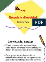 2 Escuela y Diversidad
