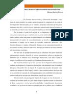 México y Brasil_límites y Alcances en El Reordenamiento Internacional Actual