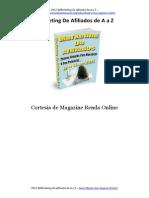 Marketing de Afiliados Magazine Renda Online