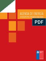 Agenda Energia Gobierno M. Bachelet
