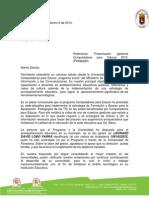 Carta de Presentación Gestores (Leonard Lobo)