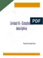 unidad3estadisticadescriptiva-120110015932-phpapp02