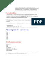 IPTraf Configuracion