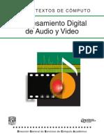 Curso Procesamiento Digital de Audio y Video ManualProcDigAV