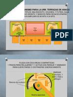 Proyecto Urbanismo Terrazas