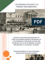 Los Partidos Políticos y El Período Parlamentario
