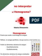 Como se interpreta um Hemograma