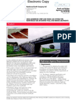 BBA Cert for ReCo High Adherence Strip and Panel Lug System for Ret Walls & Bridge Abuts (2003)