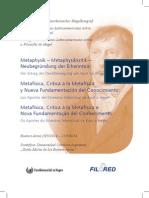 Hegel-Kongreß 2014 Buenos Aires