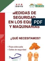 PRESENTACIÓN DE MEDIDAS DE SEGURIDAD EN LOS EQUIPOS Y MAQUINARIAS.pptx
