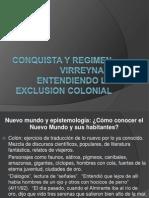 1-Exclusion y Sociedad Colonaila