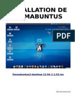 Installation Emmubuntus2