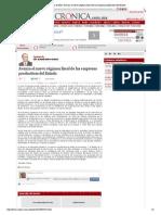 27-05-14 Avanza el nuevo régimen fiscal de las empresas productivas del Estado