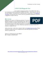 GMAT Diagnostic Test GMAT Club v2.8