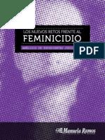 Los Nuevos Retos Del Feminicidio - Análisis de Expedientes Judiciales - VERSIÓNFINAL