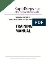Rapid Seps Training Manual
