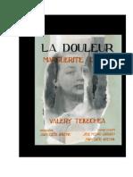 CRÍTICAS LA DOULEUR - MARGUERITE DURAS, 2015