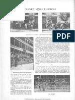 """Concurso hípico en el Beti-Jai - Revista """"Vida Galante"""" (14/06/1901)"""