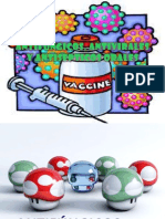 Antifungicos, Antivirales y Antisepticos Orales