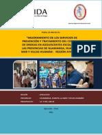 Perfil Drogras Gobierno Regional
